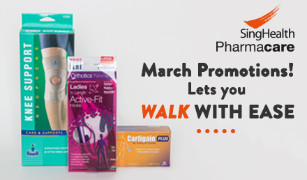 Pharmacare March Promo
