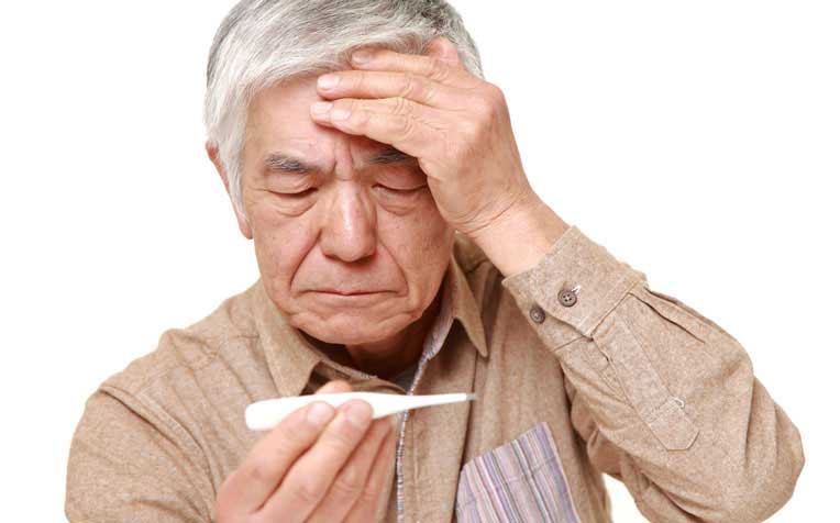 bacterial meningitis in the elderly symptoms and treatment
