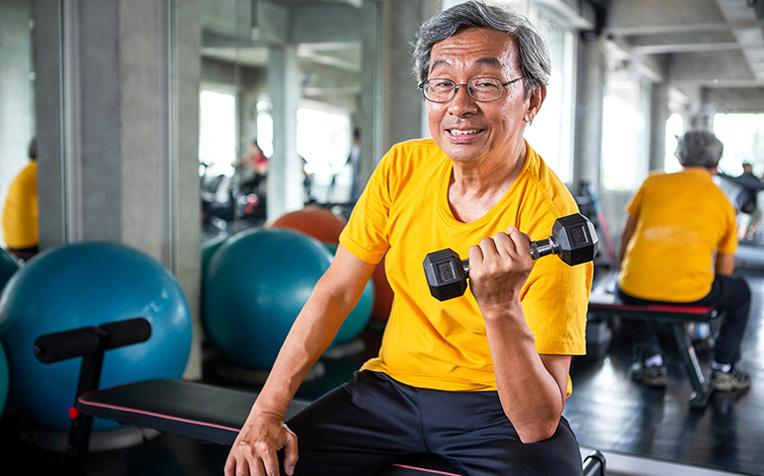 Seniors to Stay Aware of Sarcopenia