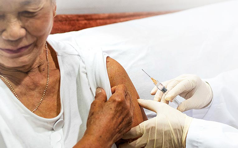 Why the Elderly Need Vaccinations