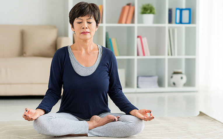 ​Mindfulness for Stroke Rehab