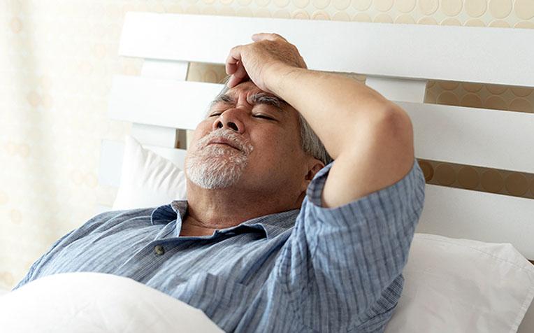 When Stroke Strikes During Sleep