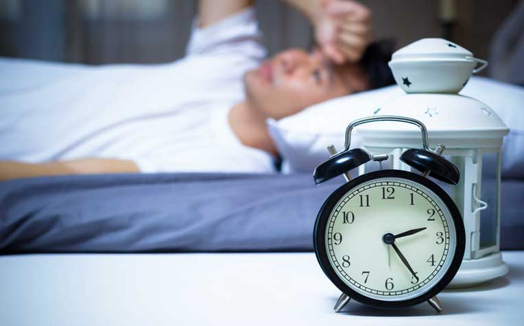 ​​Insomnia: Health Implications and Prevention Tips​