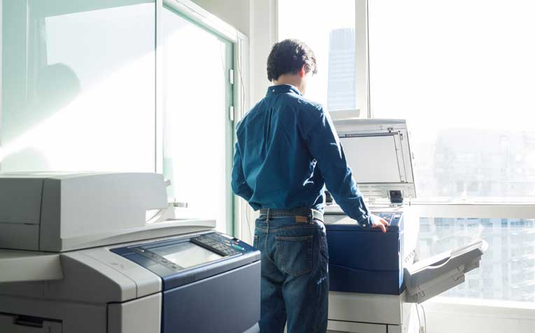 Office Photocopiers: 6 Safety Precautions