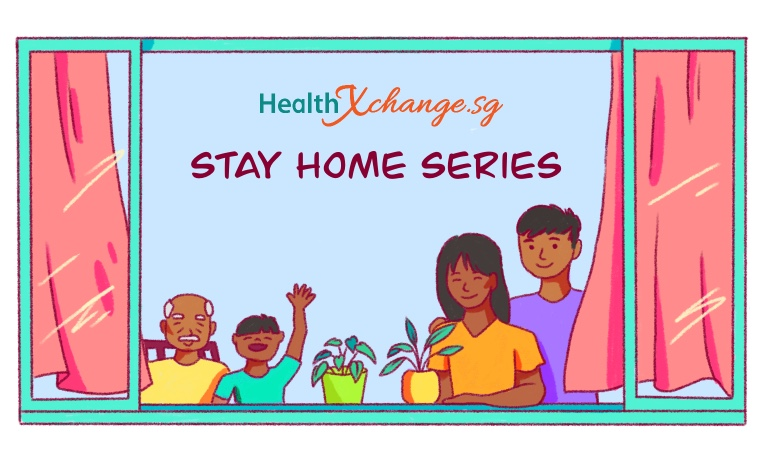 ​​Stay Home Series - Important Tips V