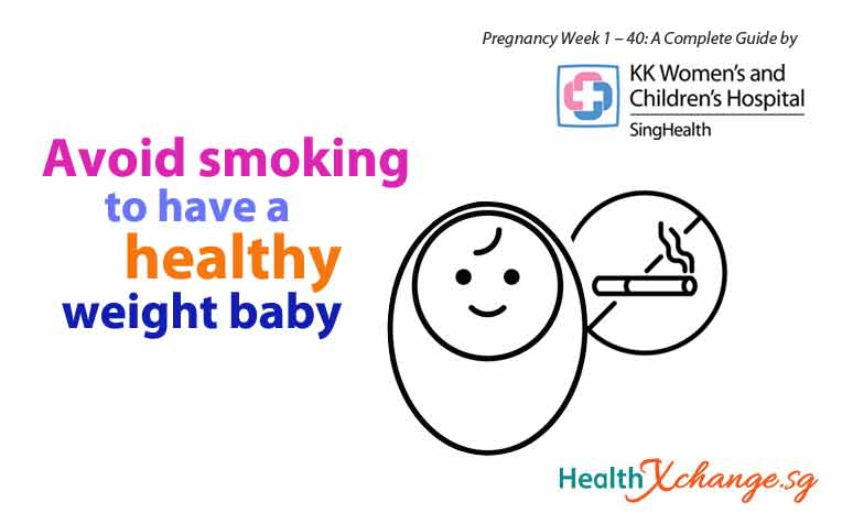 Want to Get Pregnant? Avoid Smoking for a Healthy Weight Baby