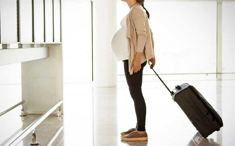 Pregnancy: Tips on ​Travelling Safely