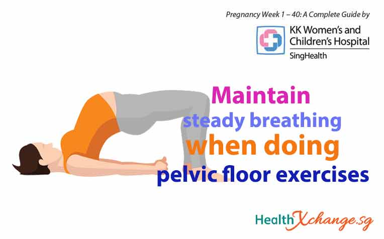 Pregnancy Week 23: Simple Exercises to Prevent Pelvic Floor Disorder