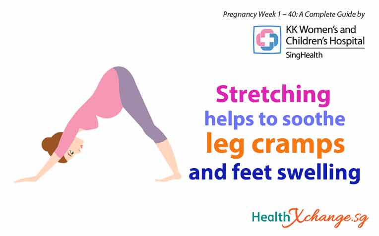 Pregnancy Week 22: Tips for Stretch Marks, Leg Cramps and Pigmentation