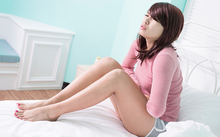 Menstruation Pains & What They Mean
