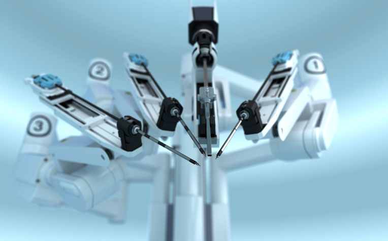 Uterine Fibroids Robotics Surgery Pushes Limits​