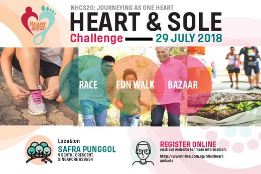 NHCS Heart & Sole Challenge 2018