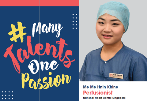 Perfusionist breathes life into hearts and lungs