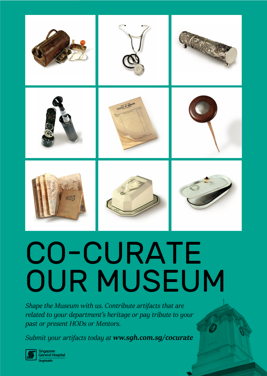 Co-curate Our Museum