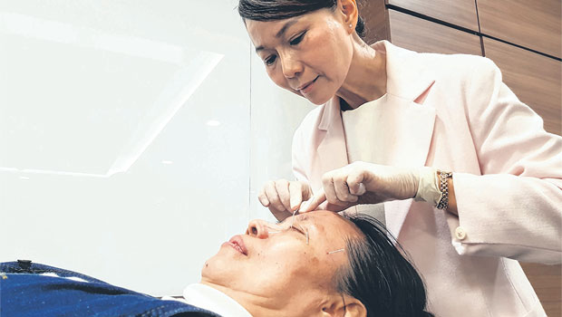 SERI and Singapore Chung Hwa Medical Institution conclude collaborative   clinical trial study on treating Dry Eye with TCM